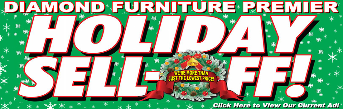 HOLIDAY FURNITURE SELL-OFF!